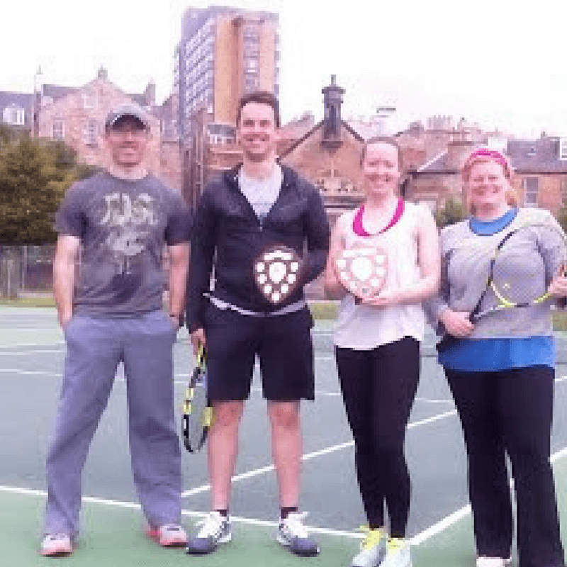 Meadows Tennis Club Edinburgh