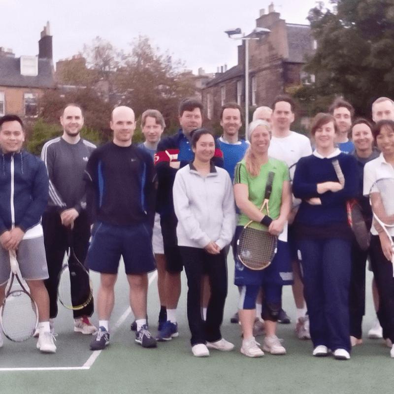 Meadows Tennis Club Edinburgh