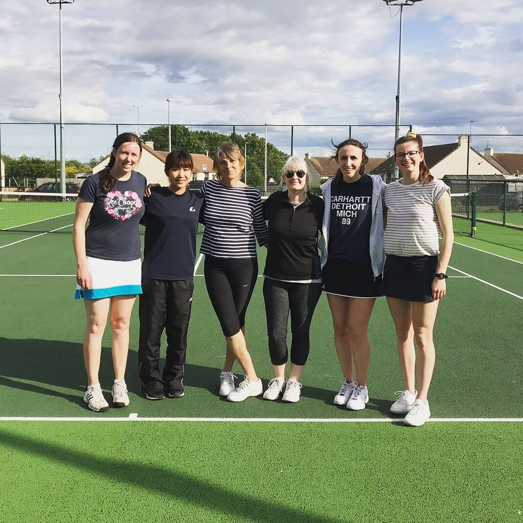 Meadows Tennis Edinburgh Team 2 W