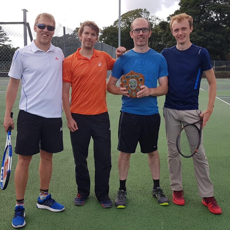 Meadows Tennis Edinburgh Men Doubles