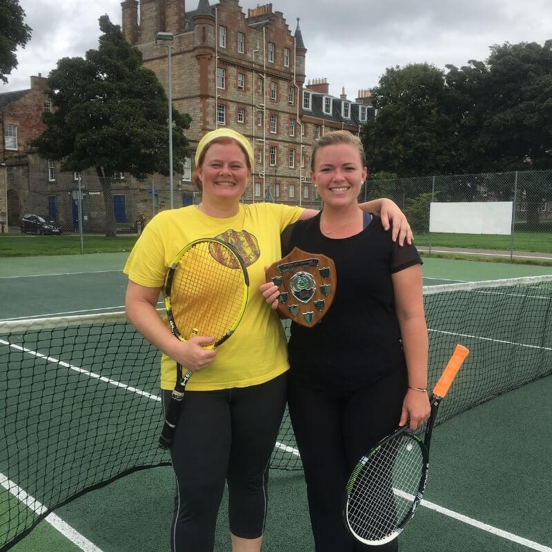 Meadows Tennis Edinburgh Women Singles